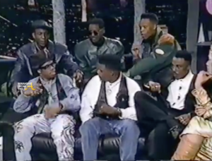 New Edition Video Soul Interview 3
