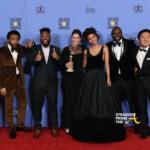 Donald Glover & #AtlantaFx Win Big At 2017 Golden Globe Awards… (PHOTOS + VIDEO)