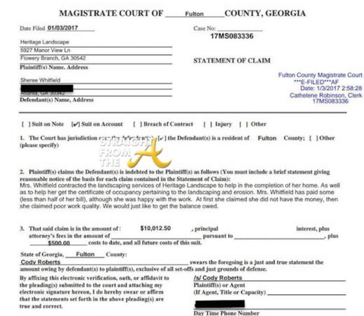 sheree-whitfield-landscapper-lawsuit-2017