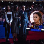 Where Was Sasha During Obama's Farewell Speech? Absence Explained… #ObamaFarewell