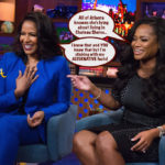 OPEN POST: Did #RHOA Sheree Whitfield Lie on #WWHL About Living in #ChateauSheree? [VIDEO] #AlternativeFacts
