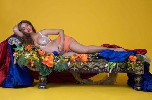 Beyonce underwater materinty shoot 2
