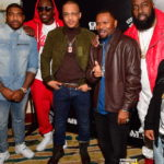 Trae Tha Truth Named VP Of T.I.'s Grand Hustle Records At Private Dinner During Super Bowl Weekend… [PHOTOS]