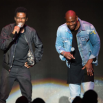 Super Duo: Chris Rock & Dave Chappelle Surprise Fans With Stand-Up Duet… (PHOTOS)