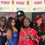 Crime Mob Reunites During V-103 Pop-Up Concert… (PHOTOS + VIDEO)