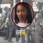 Mugshot Mania: Erica Dixon Speaks Out About Disorderly Conduct Arrest + Accuses Cops Of Unfair Treatment… (VIDEO)