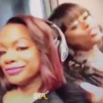 "OPEN POST: #RHOA Kandi Burruss & Tamika Scott of #Xscape Sing ""Who Can I Run To?""… [VIDEO]"