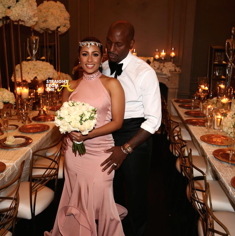 Tyrese And Wife Samantha Straight From The A Sfta Atlanta Entertainment Industry Gossip Amp News