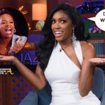 #RHOA Porsha Williams Addresses Claims That Kandi Wanted To Drug Her… #WWHL (VIDEO)