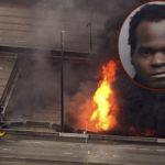 OPEN POST: 'Crack Smoking' Homeless Man Blamed For Atlanta Fire & Bridge Collapse… (PHOTOS + VIDEO)