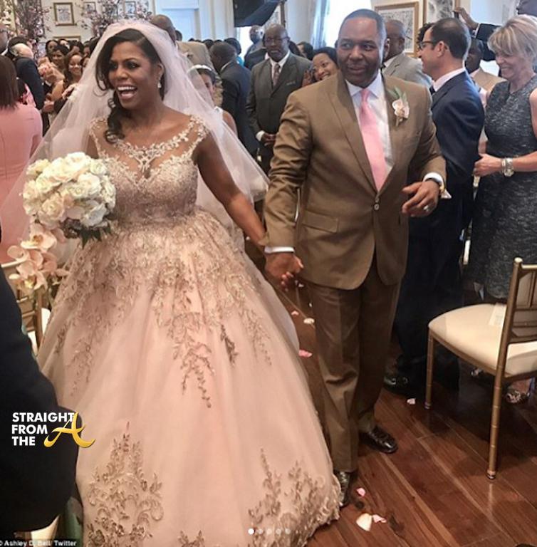 Omarosa Wedding 2017 7