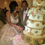 WEDDING SHOTS: Omarosa Manigault Marries Pastor John Allen Newman… (PHOTOS)