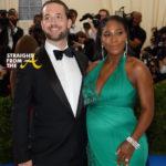 Serena Williams' Premieres Baby Bump At Met Gala… (PHOTOS + VIDEO)