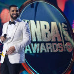 Celebs & Basketball Legends Attend 1st Annual NBA Awards… (PHOTOS + Awards List)