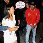 STAY AWAY!! Karrueche Tran Granted 5 Year Restraining Order Against Chris Brown…