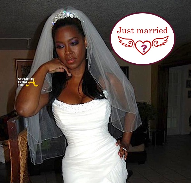 Kenya Moore Married 2017