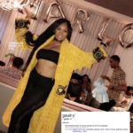 Instagram Fail! Fans Drag Marlo Hampton's Style in #ASKMarlo Fashion Feature…