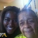 #RHOA Kenya Moore Mourns Death of Grandmother in Heartfelt Instagram Post… (PHOTOS)