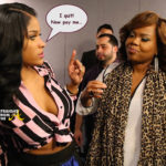 #LHHATL's Joseline Hernandez Drags Mona Scott Young During Live Video + Nene Leakes Offers RealityTV Advice…