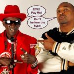 Fight The Power!! Flavor Flav Suing Chuck D. Over Public Enemy Royalties…