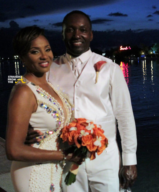 Wedding Pics Mc Lyte Marries Online Love In Jamaica