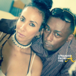 Off the Market: Ginuwine's Ex-Wife Sol? Marries Professor Griff of Public Enemy… (PHOTOS)