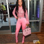 Keyshia Ka'oir Hosts 'Toast To The Mane Event'… (PHOTOS)