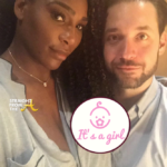 Serena Williams Shares First Glimpse of Daughter Alexis Ohanian, Jr. (PHOTOS + VIDEO)