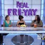 Keyshia Cole Addresses Divorce Drama on 'The Real'… (VIDEO)