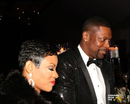 Atl Mayors Ball 34 Tyrese Gibson Atlanta Mansion Quad