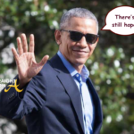 Barack Obama Sends Message of Hope For New Year…