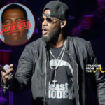 Two of R. Kelly's Atlanta Area Homes Burglarized Over Thanksgiving By Someone He Knew…
