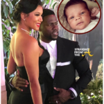 Adorable!! Kevin & Eniko Hart Share First Photos of Baby Kenzo…