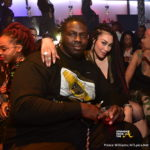 Boo'd Up: Keke Wyatt Parties With Mystery Man At SL Lounge… (PHOTOS)