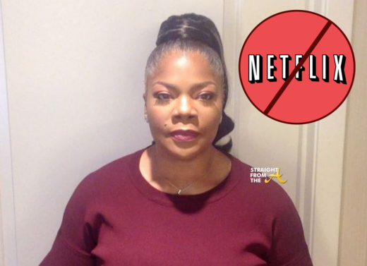 "Mo'Nique Calls For Boycott of Netflix Over Pay Disparity: ""Why Shouldn't I Get What The Legends Are Getting?""… (VIDEO)"