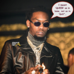 "UPDATE: Offset Explains Use of ""QUEER"" + Apologizes For Offending Gays…"