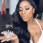 Baby Bump Watch: Toya Wright Reveals Unborn Daughter's Name…