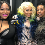 Messy, Messy, Messy!! Tamar Invites 'Queens Court' To Great Xscape Tour + Khia, T.S. Madison Respond To Rumors They Were Kicked Out…