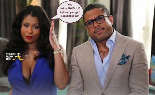 Althea Heart Arrested For Domestic Assault For Slapping Benzino…