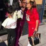 Martin Lawrence & Tisha Campbell-Martin Make Amends + Is 'Martin' Reunion Forthcoming? (PHOTOS + VIDEOS)