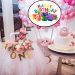 Celebrity Kids! Ciara & Russell Wilson Celebrate Princess Sienna's 1st Birthday… (PHOTOS)