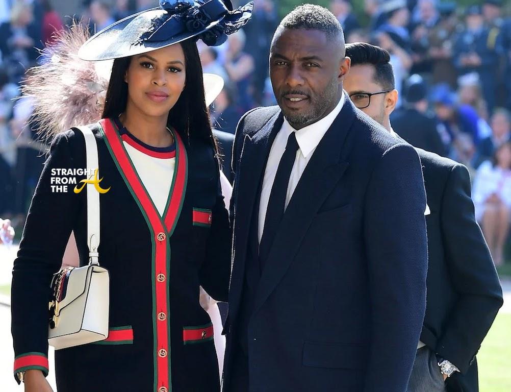 Idris Elba Defends Fianceè's Choice of #RoyalWedding ...