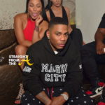 Boo'd Up: Nelly & Miss Jackson Party in Atlanta… (PHOTOS)
