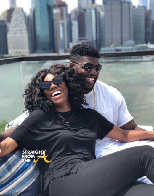 Off The Market: Insecure's Yvonne Orji & Emanuel Acho Make It 'Instagram Official'… (PHOTOS)