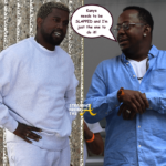 "Uh Oh!! Bobby Brown Wants To ""Slap"" Kanye For Using Whitney Houston Bathroom Photo…"