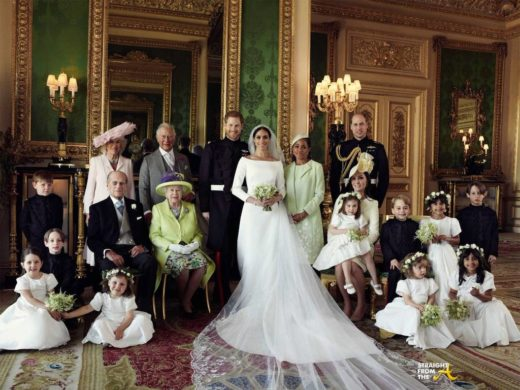 Prince Harry and Meghan Markle's Official Wedding Portraits Released + #RoyalWedding Review… (PHOTOS + VIDEO)