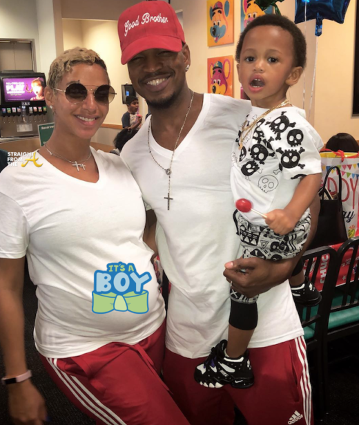 It's a Boy! Ne-Yo Welcomes 4th Child…