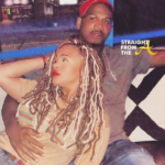 Newlyweds Stevie J. & Faith Evans Seal The Deal With Matching Tattoos… (PHOTOS)