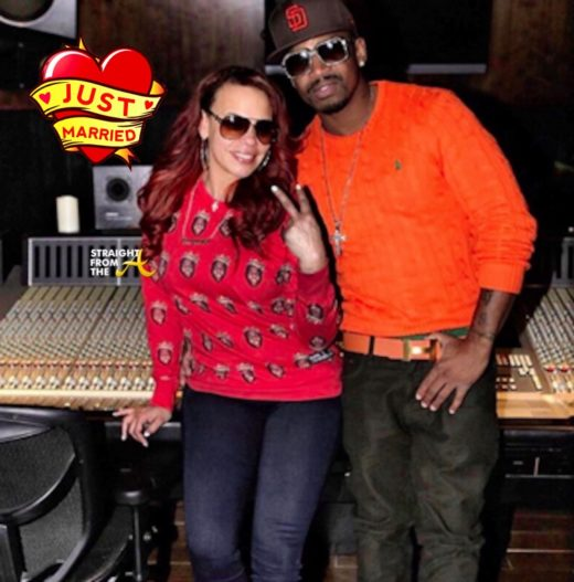 Off The Market!!! #LHHATL's Stevie J. & Faith Evans Marry In Vegas…