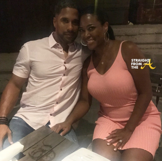 Kenya Moore Desperately Shares Pregnancy Photos As News of Snatched #RHOA Peach Goes Mainstream…